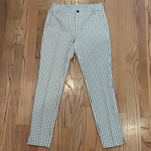 e332c6c56a6 CAbi Pants | Windowpane Trouser Never Worn | Poshmark